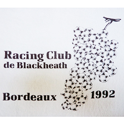 Bordeaux 1992 T shirt design